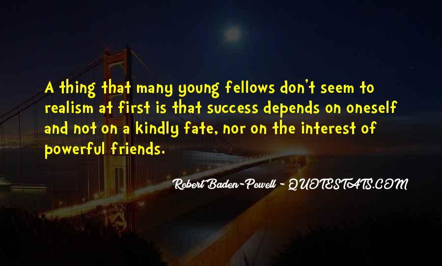 Interest Friendship Quotes #1242601