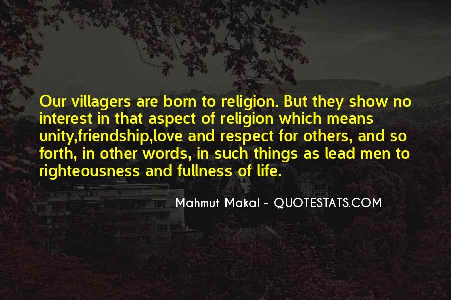 Interest Friendship Quotes #1704199