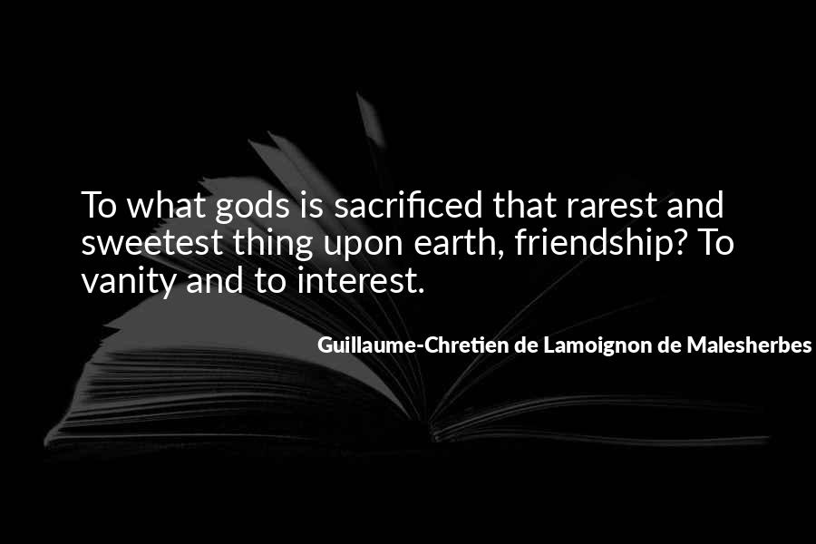Interest Friendship Quotes #317586