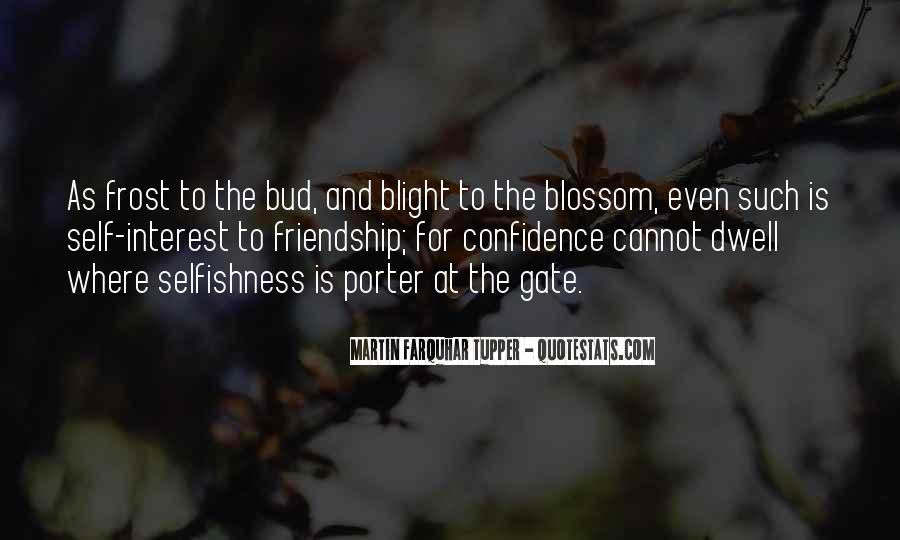 Interest Friendship Quotes #449192