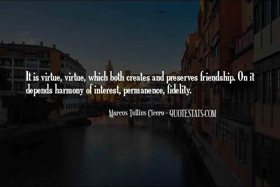 Interest Friendship Quotes #90908