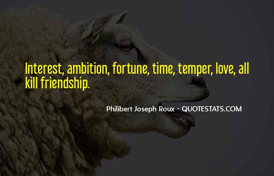 Interest Friendship Quotes #977471