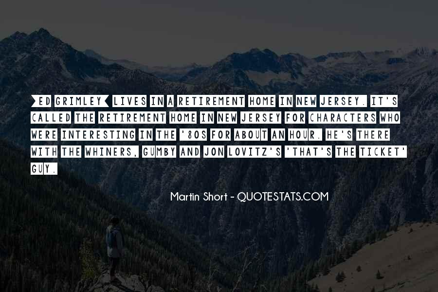 Interesting And Short Quotes #779612