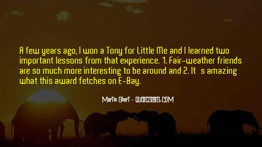 Interesting And Short Quotes #87759