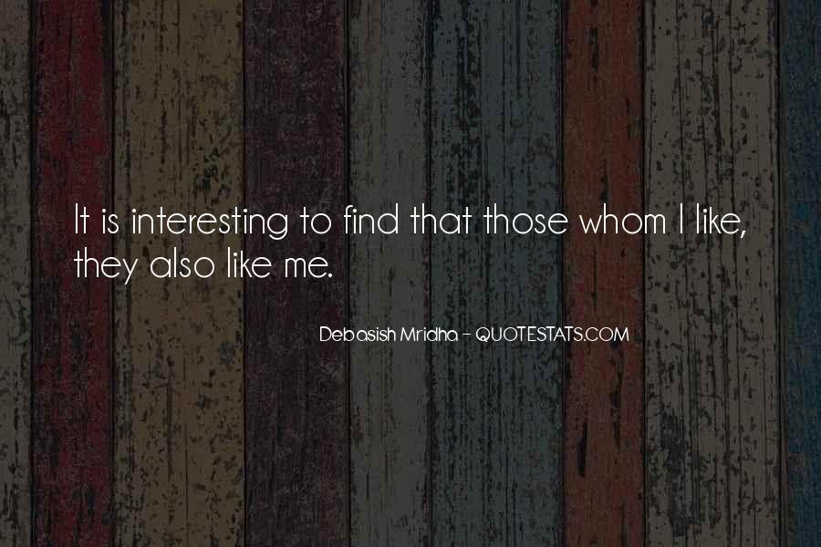 Interesting Love Life Quotes #1210063