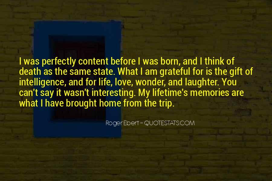 Interesting Love Life Quotes #167838