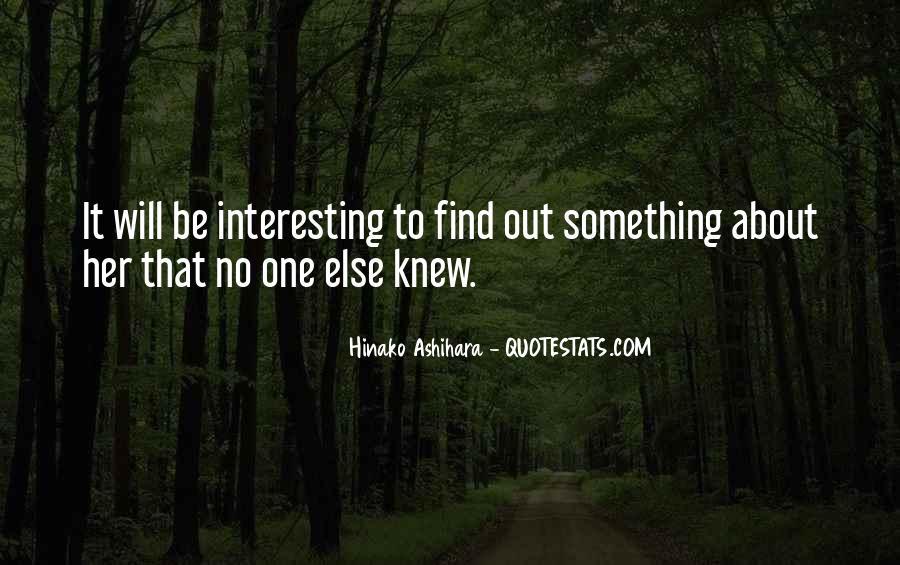 Interesting Love Life Quotes #359281