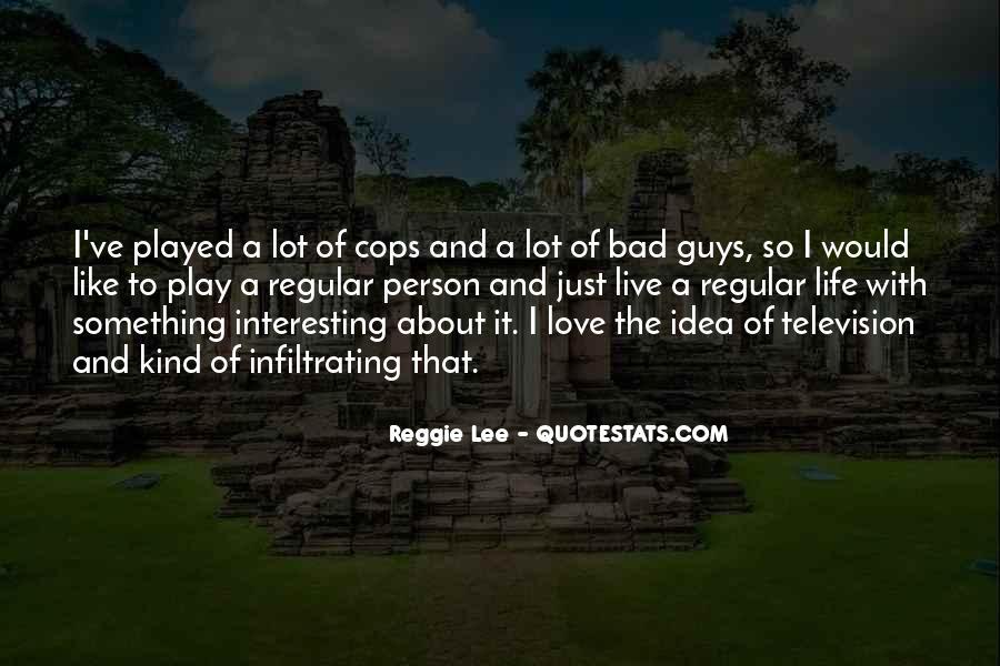 Interesting Love Life Quotes #423237