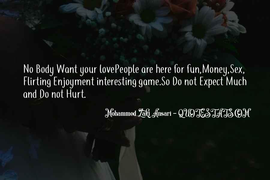 Interesting Love Life Quotes #50071