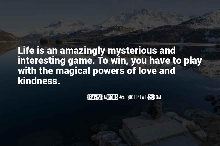 Interesting Love Life Quotes #974715