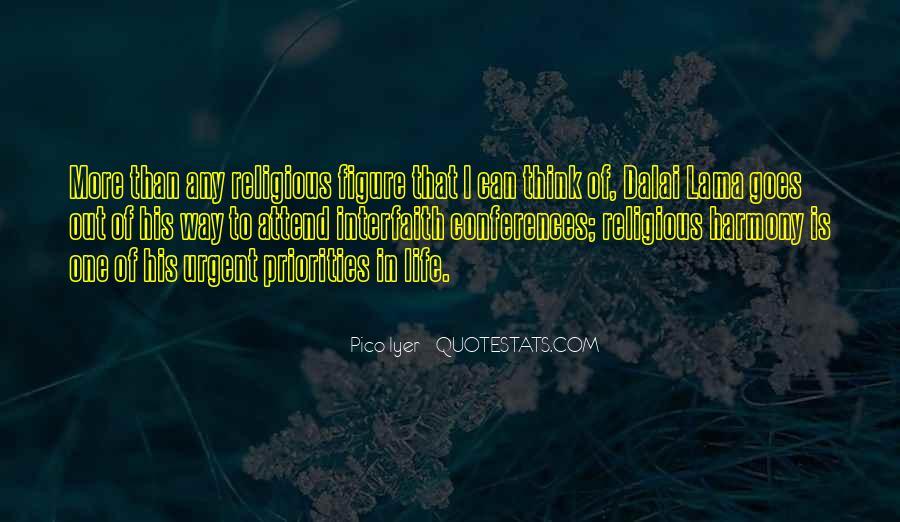 Interfaith Religious Quotes #1724733