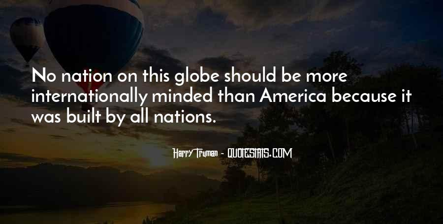 Internationally Minded Quotes #1383646