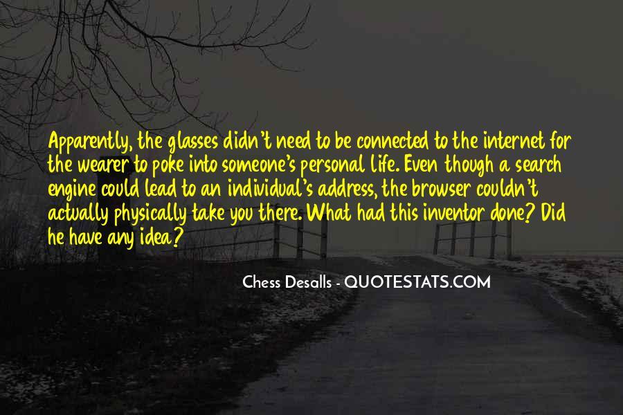 Internet Inventor Quotes #711235