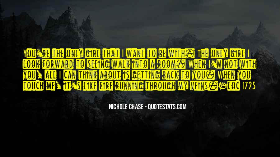 Into The Fire Quotes #126611