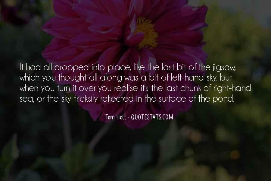 Into The Fire Quotes #243430
