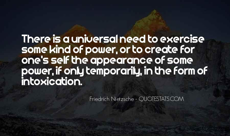 Intoxication Of Power Quotes #1223820