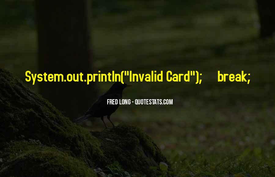 Invalid Quotes #987330