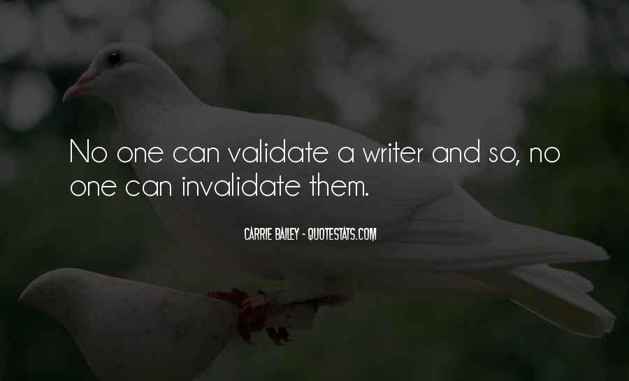 Invalidate Quotes #30416