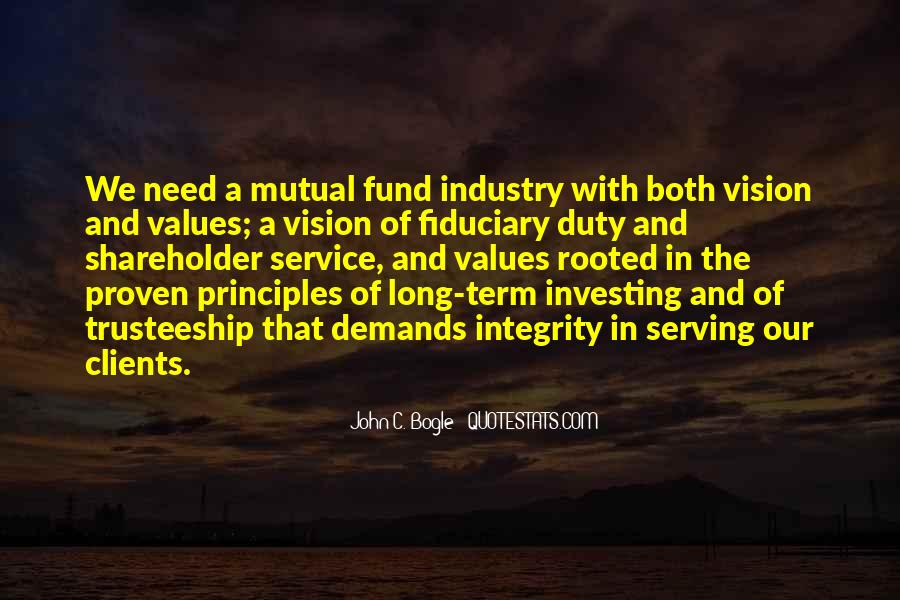Investing Long Term Quotes #1450804