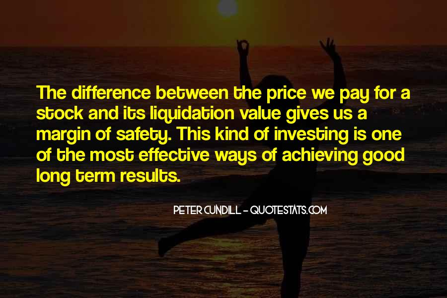 Investing Long Term Quotes #847196