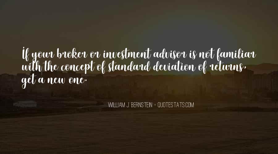 Investment Advisor Quotes #84246