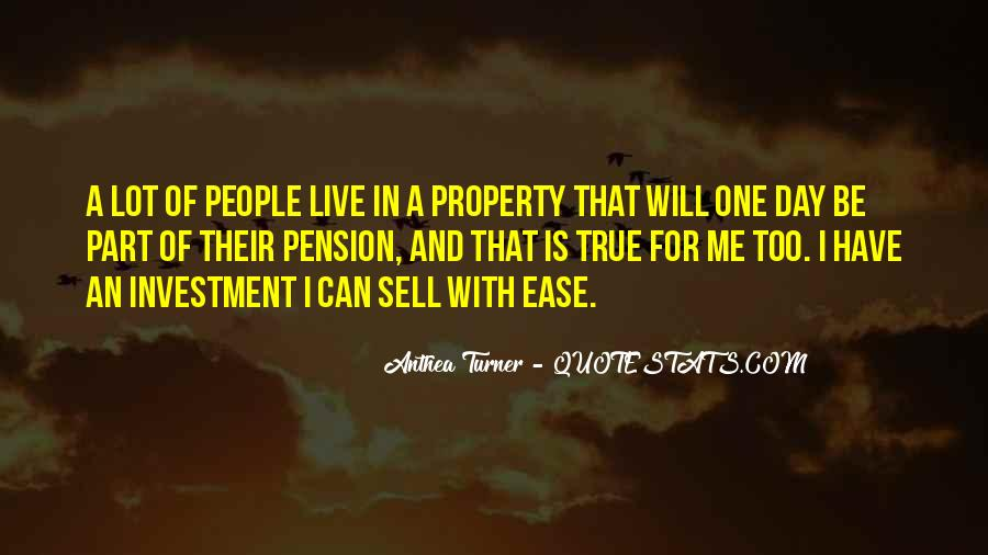Investment Property Quotes #1589137