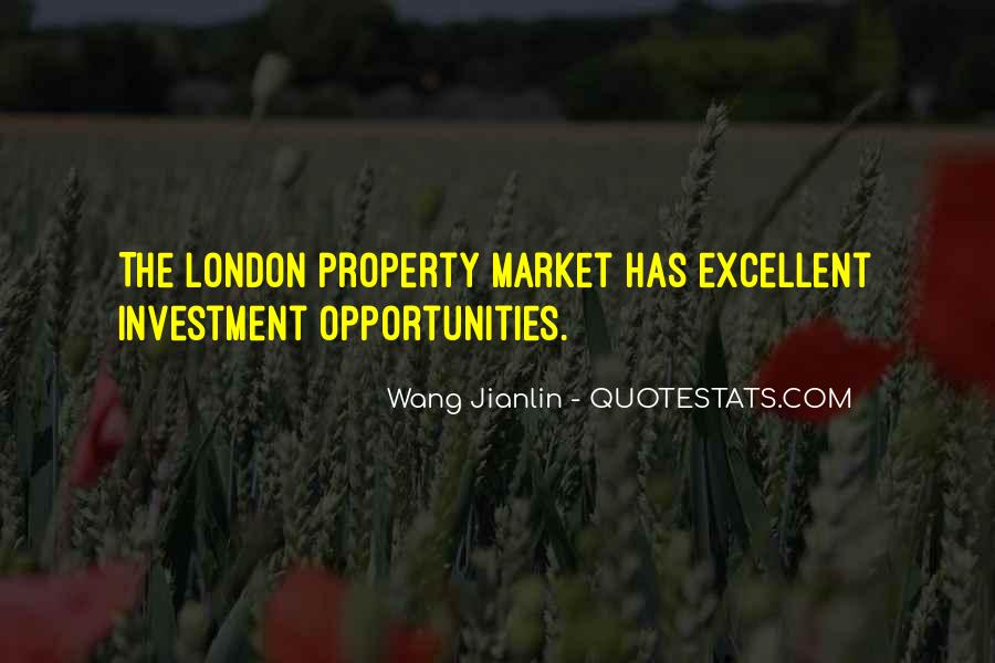 Investment Property Quotes #869185