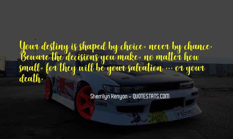 Invincible Sherrilyn Kenyon Quotes #1305391