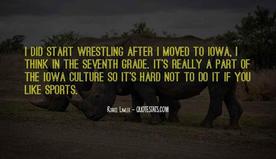 Iowa Wrestling Quotes #1381309
