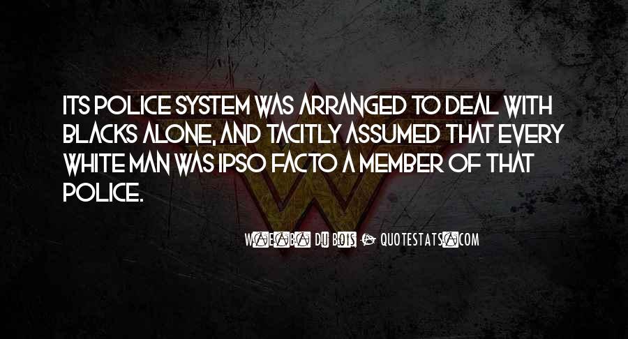 Ipso Facto Quotes #1011584