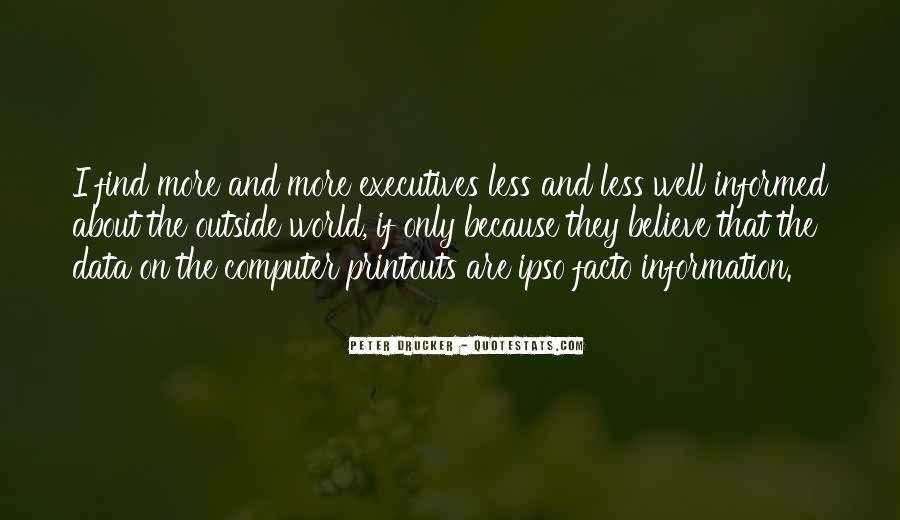 Ipso Facto Quotes #252576
