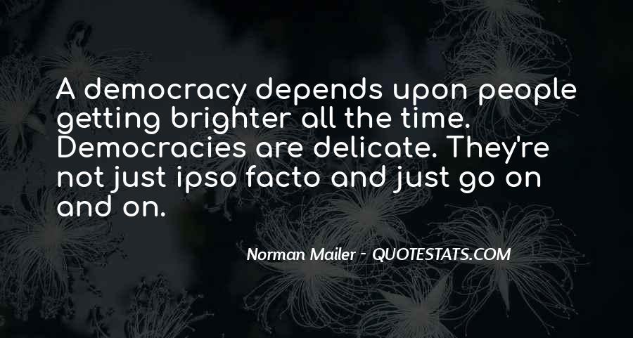 Ipso Facto Quotes #338842