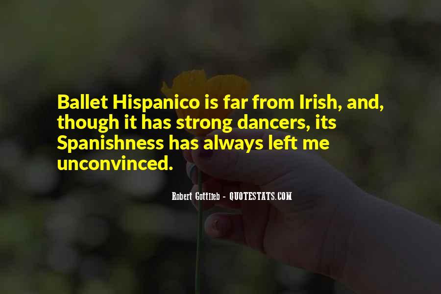 Irish Dancers Quotes #1005142