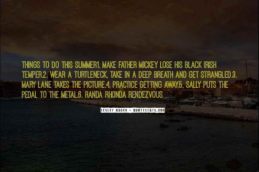 Irish Temper Quotes #434833