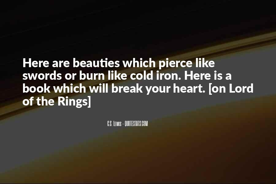 Iron Heart Book Quotes #224529