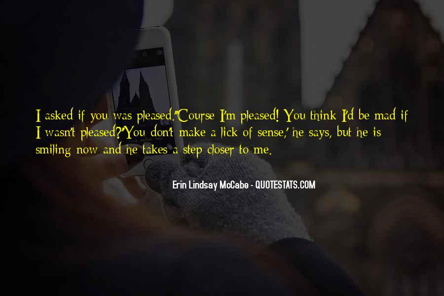 Is He Love Me Quotes #111212