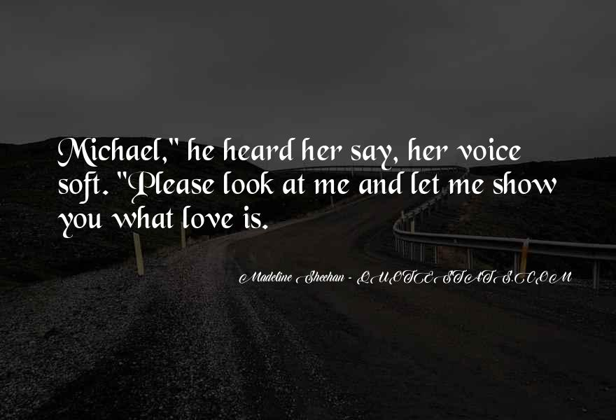 Is He Love Me Quotes #184137