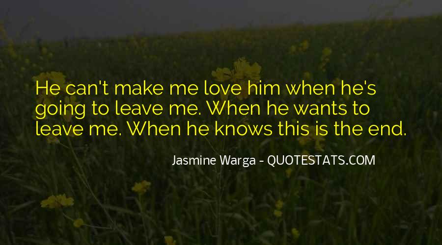 Is He Love Me Quotes #347296