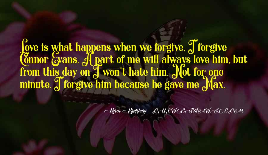 Is He Love Me Quotes #91728