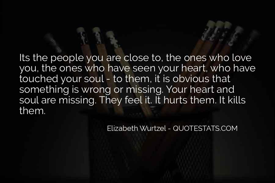 Is It Wrong To Love You Quotes #1291536