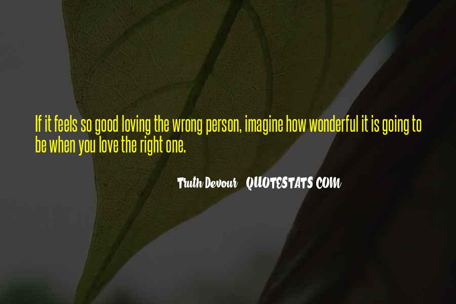 Is It Wrong To Love You Quotes #784317