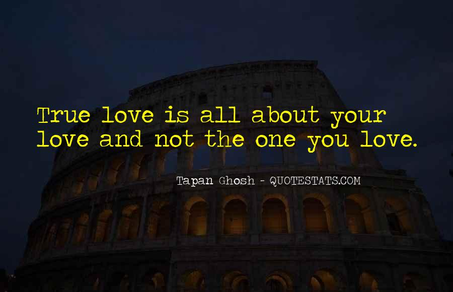Is Not All About You Quotes #88083