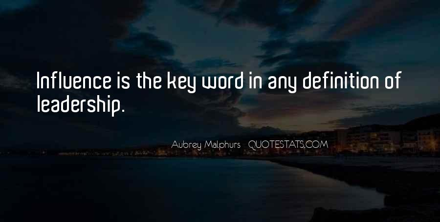 Is The Key Quotes #13025