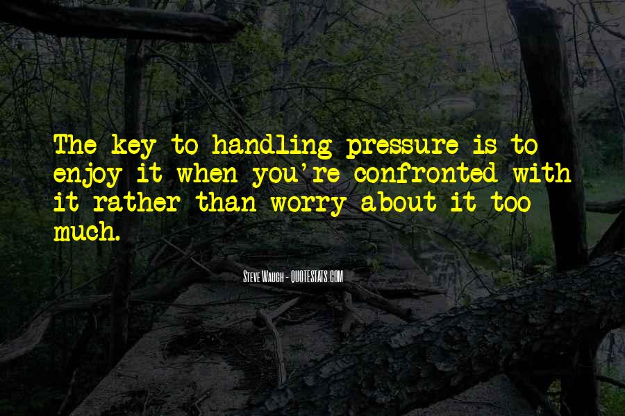 Is The Key Quotes #14120