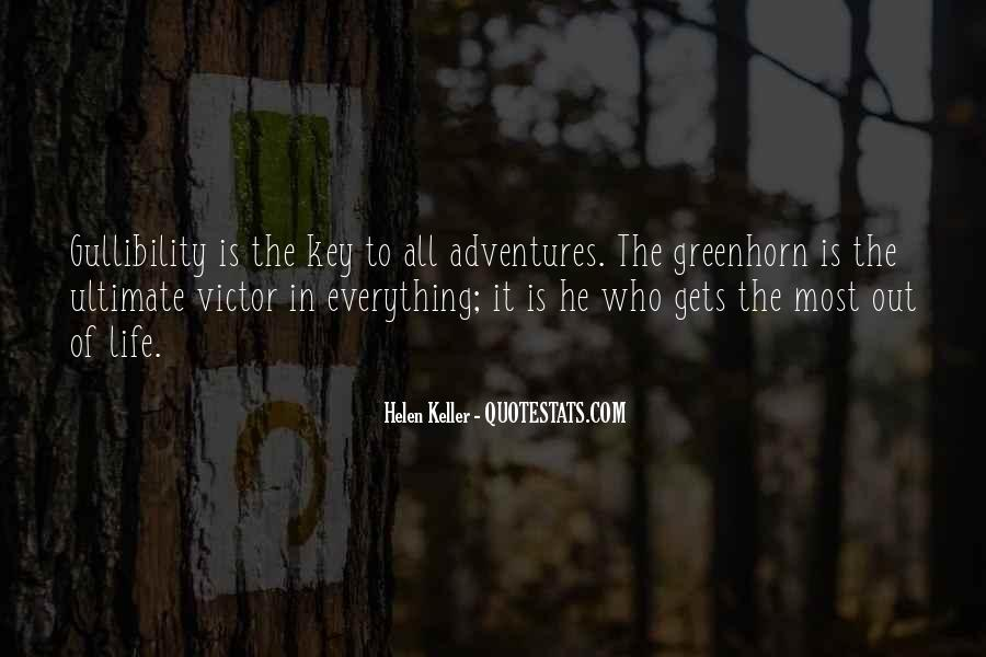 Is The Key Quotes #14201