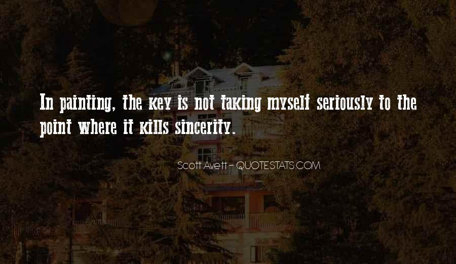 Is The Key Quotes #17931