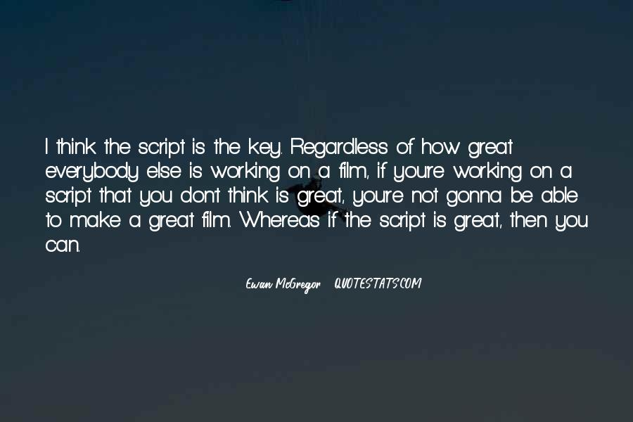 Is The Key Quotes #52977