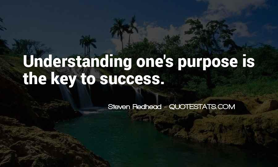 Is The Key Quotes #53663
