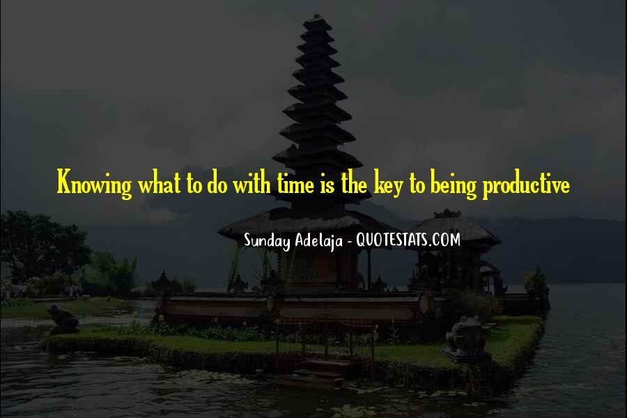 Is The Key Quotes #55672