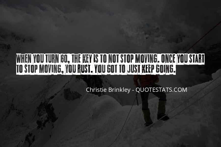 Is The Key Quotes #6677